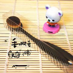 Japan good quality long rod toothbrush foundation brush, BB cream foundation brush, foundation brush