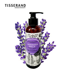 Tisserand滴莎兰德情迷薰衣草洗手液195ml含洋甘菊芦荟精华清洁