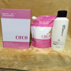 Shipping card coco Vatican perm liquid silk protein softener ion hot ceramic hot digital hot not to hurt