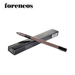 Forencos Eyeliner long-lasting waterproof, do not faint dyed black new make-up, Korean authentic counter purchasing black