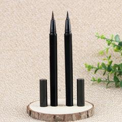 Flower shop, eye liner, waterproof pen, waterproof, halo dyed, lasting fine head, black, brown, 184 black