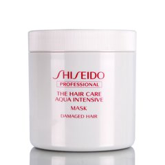 Shiseido Aqua repairing mask film, nursing hair care hair care cream dry edgy import 2. Aqua Repairing Mask 680ml Other /other