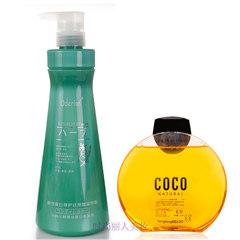 Genuine overcup European oderlan Phalaenopsis acidic protein restored acid acid membrane protein hair shampoo Reducing acid nourishing cream 788ml delivers coco bath dew Other /other