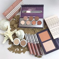 Spot LUNT generation Colourpop spring sand Brown Eyeshadow blush cover double paly Limited HeavyHitter Ringer a broken disc.