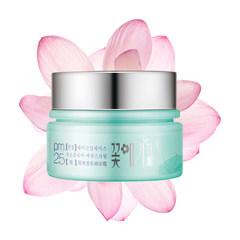 Flower essence of lotus essence cream, moisturizing cream, summer moisturizing lotion, cream, lazy cream, ladies skin care products
