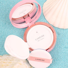 Laneige 65yz7b cushion BB cream limited edition 15g xuerun flawless Pink Cream send replacement Blackish green