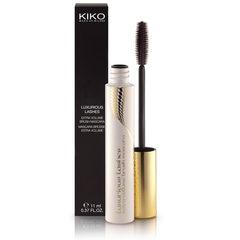 西班牙原装进口 KIKO正品彩妆 纤长浓密卷翘滋润睫毛膏 11ml 黑色
