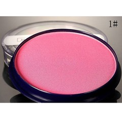 Authentic Mother home makeup maiden blush powder sheer blush 40g super large capacity multi 1# peach red