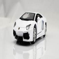 Shipping car perfume Lamborghini car perfume seat trim zinc alloy ornaments high-grade incense pieces Rambo Lan Bo (white) jasmine scented green tea.