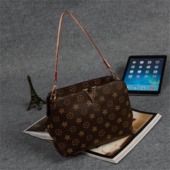 Spring 2017 boutique single shoulder bag bag lady Fashion Ladies Handbag Satchel Handbag trend Brown coffee 2025
