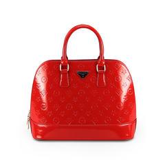 Fashionable genuine bag, large shell bag, ladies handbag, fashionable elegant lady bag white