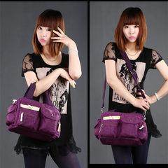 Puma Canvas Bag Satchel 2015 female summer spring leisure travel shoulder diagonal cross bag handbag Vivid red