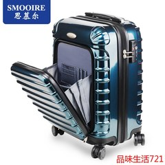 I thought PC business travel bags luggage trolley computer universal wheel female board chassis 20 inch 24 inch male 24 inch Vivid red