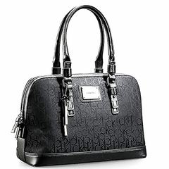Calvin Klein女士手提包单肩包女包新款正品美国代购直邮 black