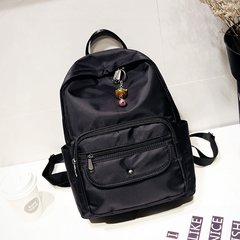 2017 Oxford waterproof cloth bag Korean female nylon canvas casual handbag Backpack Travel student Mommy