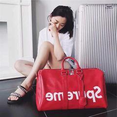 Handbag 2017, new Korean version, fashion simple, oblique shoulder bag, large package, single shoulder, large capacity portable mummy bag