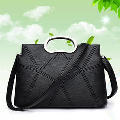 2017 new mother hand SATCHEL BAG BAG middle-aged fashion handbag summer leisure bag