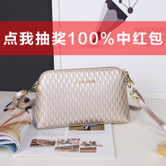2017 new all-match Mini mum single shoulder length with small rectangular fashion bag Crossbody Bag Ladies Leather down