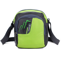 Shipping new sports leisure bag bag bag tide outdoor Xiekua package hand hanging double kettle sports bag
