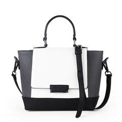 2015 new European fashion leather city cross pattern hit color leather handbag portable Shoulder Messenger Bag wings