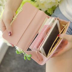 Wallets, children's wallets, wallets, women's purses, student buckles, small bags, women's change, hand bags, Korean Edition