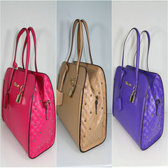 2017 dragon Europe, genuine new counters, all leather, leather, leather, OL, casual ladies handbags, LO-8011-2