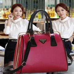 2017 spring fashion handbags high-grade sweet temperament ladies hand Shoulder Messenger Bag Diana