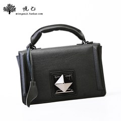 Bag 2016 spring and summer, Europe and America fashion new small bag, European and American fashion, simple, portable, oblique shoulder, small bag