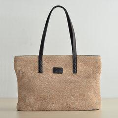 2017 new handbag shoulder bag leisure 1000 Muyun retro small bag bag original Qing new woman Grey Tea