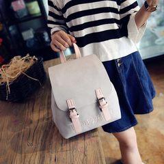 Korean summer 2017 new handbag shoulder bag tide small fresh female college students leisure backpack bag wind