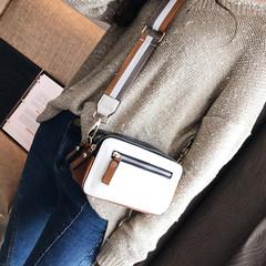 Mini Bag 2017 new handbag all-match Korean color single shoulder bag bag bag strap width small mobile phone