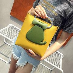 2017 new female bag handbag bag bag Korean tide lash personality Crossbody Bag summer all-match