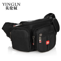 Swiss Army knife, men's purse, multifunctional mountaineering bag, chest bag, Sport Running bag, casual satchel, mobile phone package, Korean version