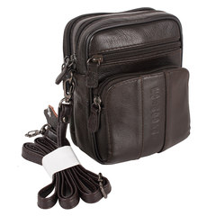 Mobile wallet belt, leather men, multifunctional casual leather, sheepskin, small purse, mini bag, cigarette bag