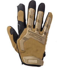 Men's gloves, half finger, summer touch screen, outdoor cycling, fitness, tactics, motorcycle, equipment, off-road locomotives, JS, half finger camouflage (no gifts).