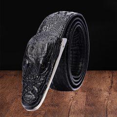 Clothing accessories / belt / Hat / Scarf lap embossed decorative line of young male belt / belt / belt