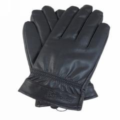 Authentic woodpecker PLOVER men's goat skin gloves, 3015 genuine leather gloves, black velvet inside