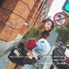 Winter new female solid pure wool felt Beret Hat Beret minimalist fashion artist painter all-match hat M (56-58cm)