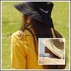 The summer of 17 Han Guochao brand 13MONTH Visor Beanie Cap summer outdoor anti sai Adjustable