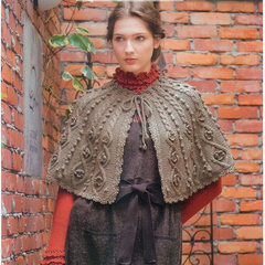Gold hand hand knit sweater cardigan collar and tie 2015 winter new lady _17 shawl