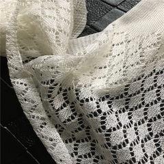 2016 winter export single beautiful Nox light wool scarf pure wool scarf scarf pierced woman