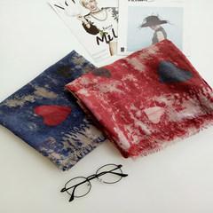 Women love Korean cotton scarf shawl summer long lost sun