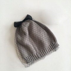 The winter night hat cap children winter turban Baotou Korean all-match tide chemotherapy sleep S (54-56cm)