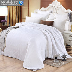 Textiles genuine double silk quilt core cotton cotton quilt is a cool summer air conditioning Aisang silk by Xia Zhen 200X230cm