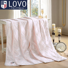 Lovo Carolina textile life produced the new spring and summer quilt core silk silk is summer yingying 200X230cm LOVO silk, Yingying, mulberry silk, summer quilt
