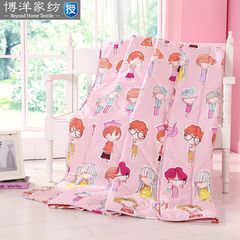 Bo ocean baby home textile summer air conditioning Quilt Children single summer cool by happy girl genuine special package mail 200X230cm