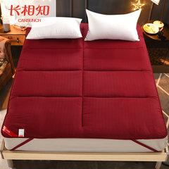 Double tatami mattress protector thick thin mat mattress was 1.5 meters /1.8m antiskid mat 1.5m (5 feet) bed