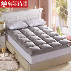 Winter thick soft mattress 1.8m bed tatami floor double bed mattress pad 1.5m student dormitory 1.0m (3.3 feet) bed