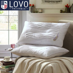 LOVO Carolina textile life produced pillows pillow sleeping pillow adult double couple of [two].