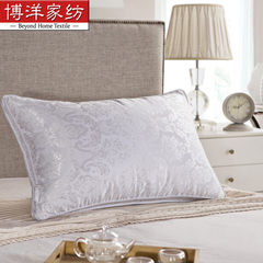 The upscale hotel textiles with a pillow high pillow thick Alisa fine feather pillow nhe8673a